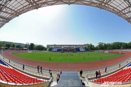 Адыгейский республиканский стадион «Дружба»